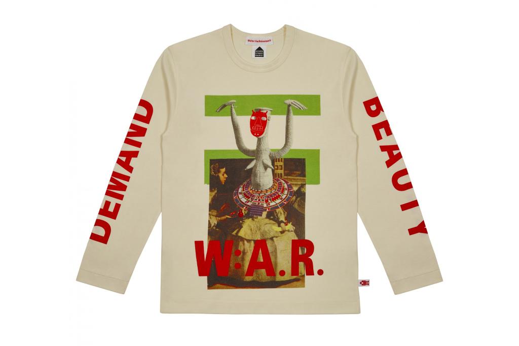 COMME Des GARÇONS x Walter Van Beirendonck Special T-Shirt Collab