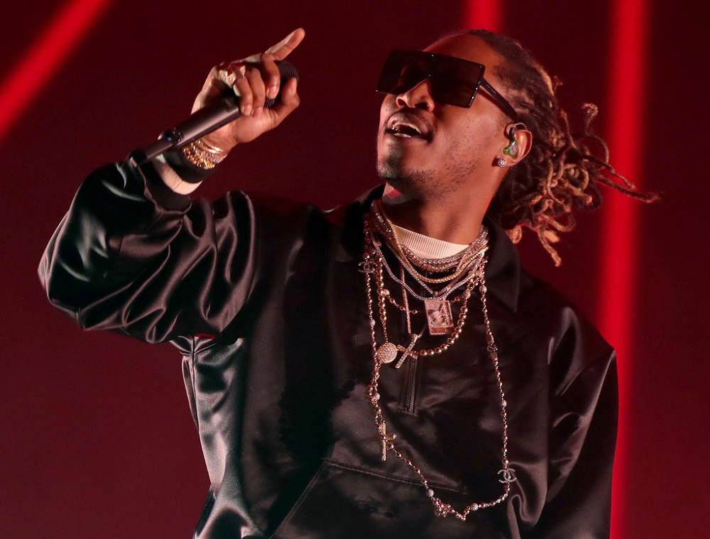 SPOTTED: Future in Fear of God, Dolce & Gabbana and Rick Owens at Coachella