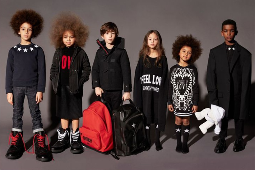 Givenchy Kids Line to be Launched This Summer