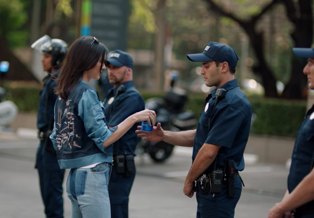 Pepsi Kendall Jenner's Ad Social Media Backlash