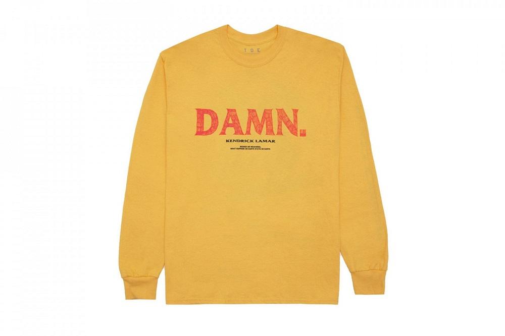 "Kendrick Lamar ""Kung Fu Kenny"" Merchandise"