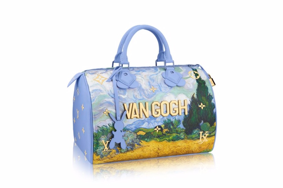 "Jeff Koons x Louis Vuitton ""Masters"" Collection"
