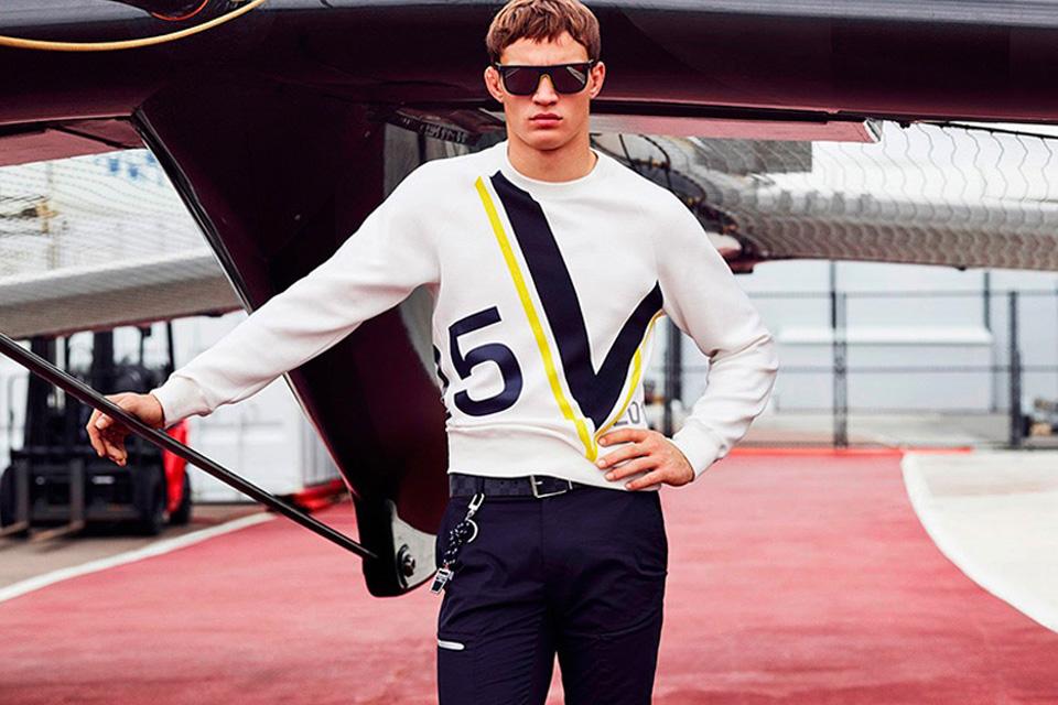Louis Vuitton Cup 2017 Collection