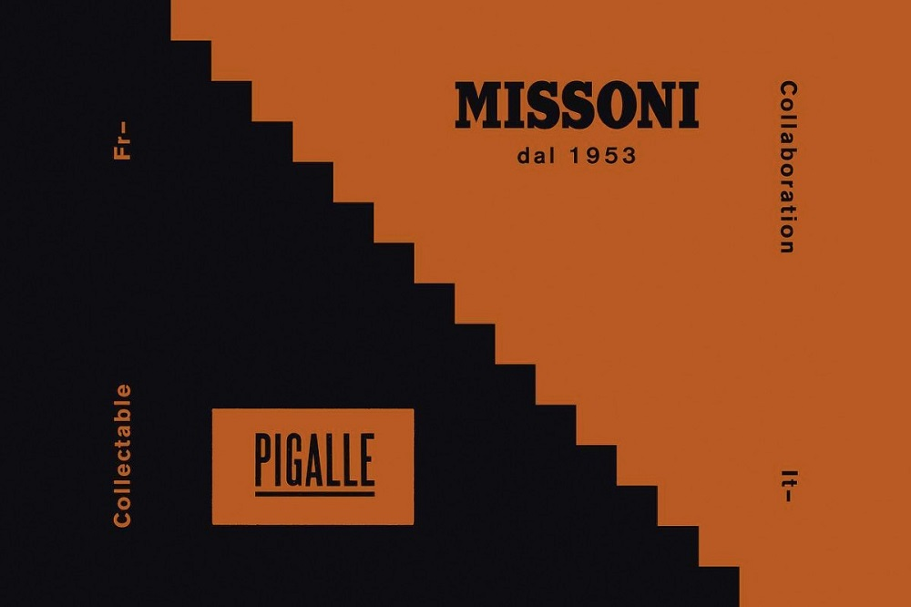 Pigalle x Missoni Just Announced Their Upcoming Collaboration