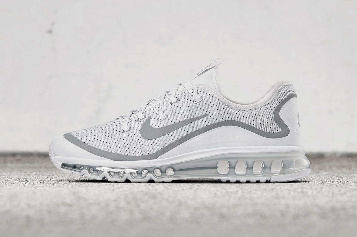 New Nike Air Max More Combines 90's Air Max DNA and 2017 Tooling