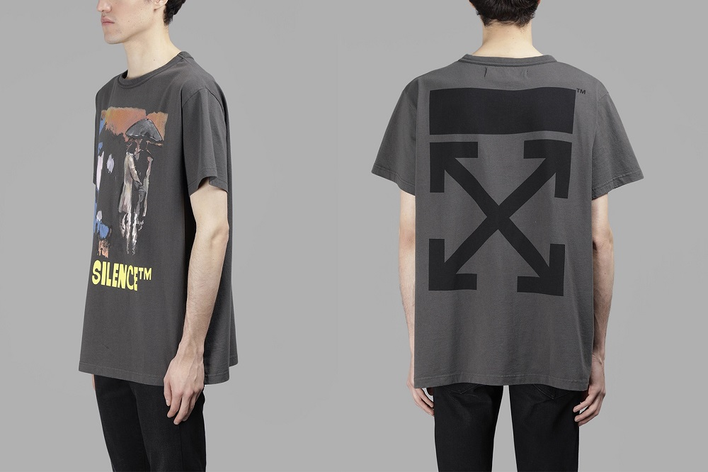 """OFF-WHITE """"SILENCE"""" Capsule Collection"""
