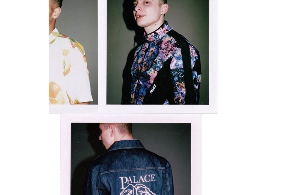 Teaser: Palace Summer 2017 Collection