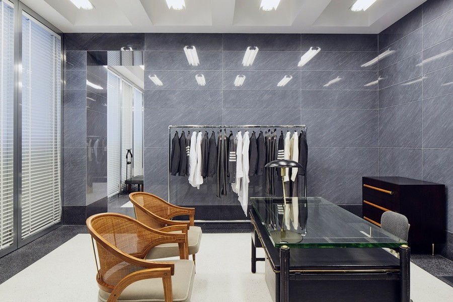 Thom Browne Launches Its First Ever Freestanding European Store in Milan