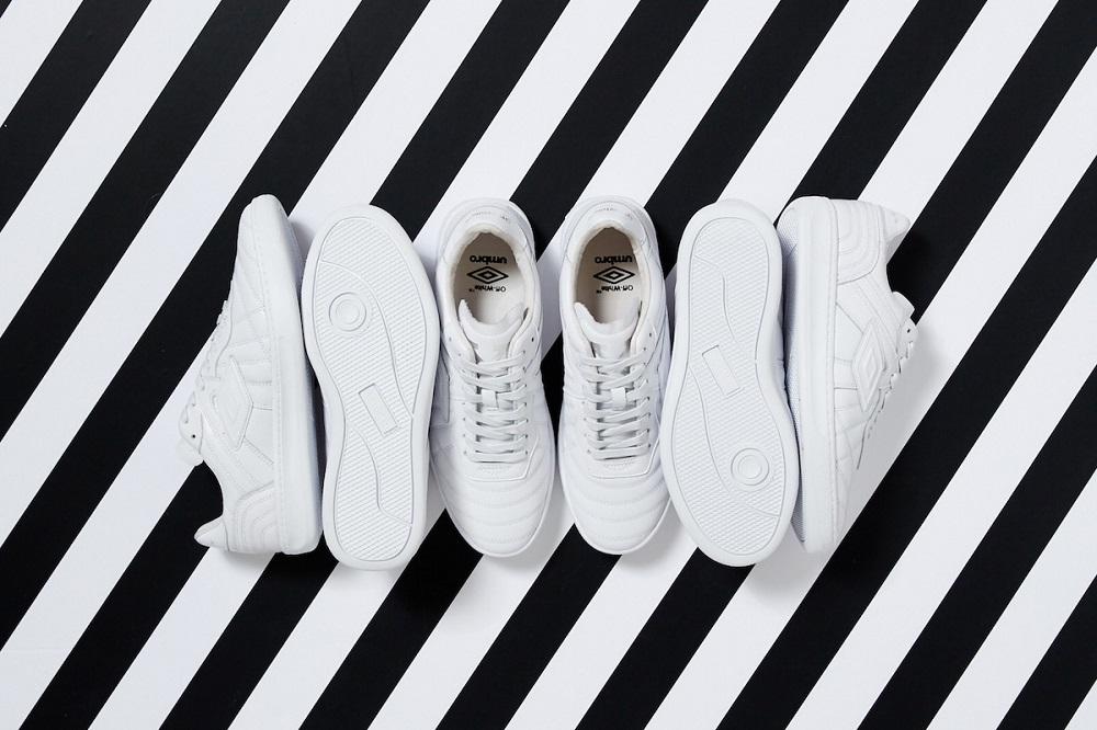 OFF-WHITE x Umbro Coach Sneaker