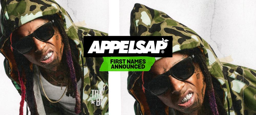 Appelsap Festival Launches One Love Campaign