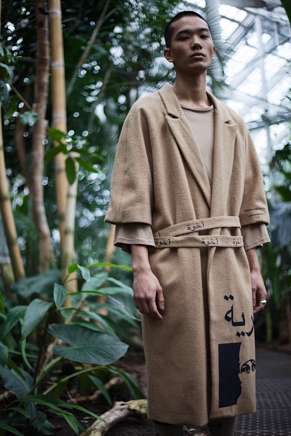Twelvepieces Arabic-Inspired SS17 Collection