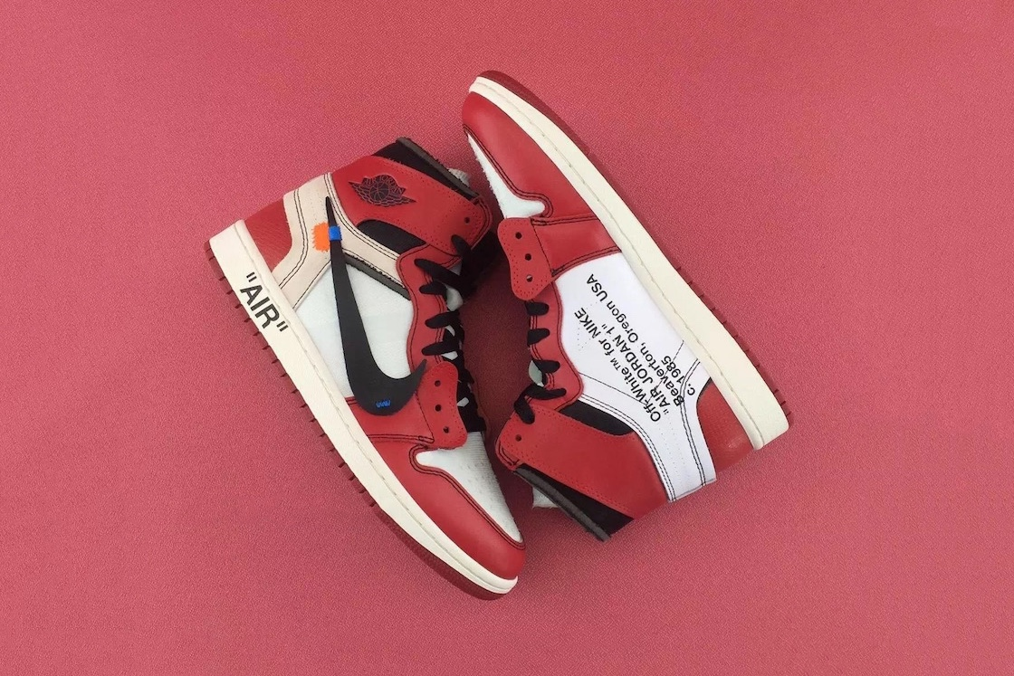 Everything We Know About The OFF-White x Air Jordan 1