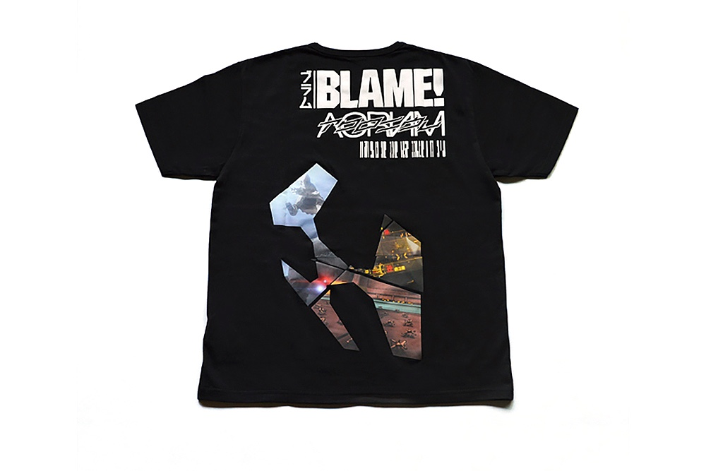 ACRONYM x EDITION Announce 'BLAME!' T-Shirt Collection