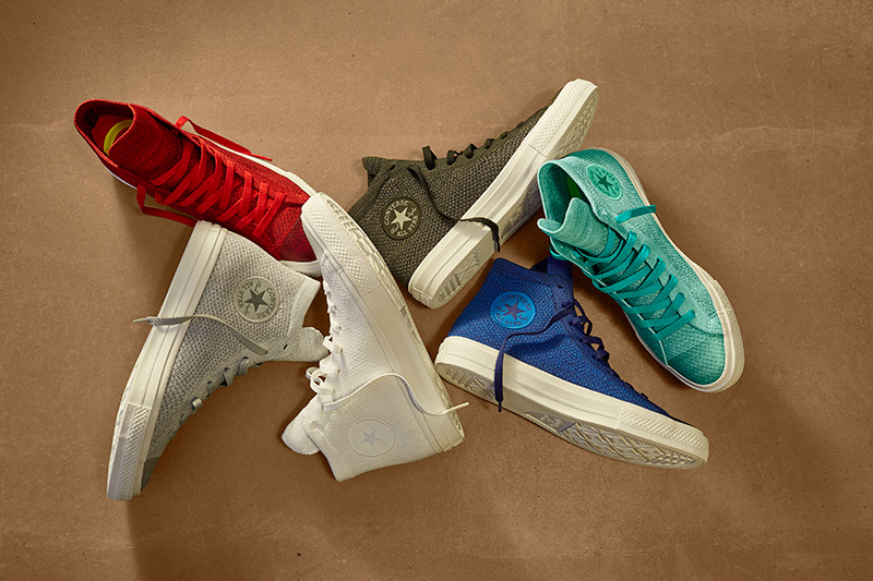 Converse Release Lookbook For The Chuck Taylor All Star x Nike Flyknit Collection
