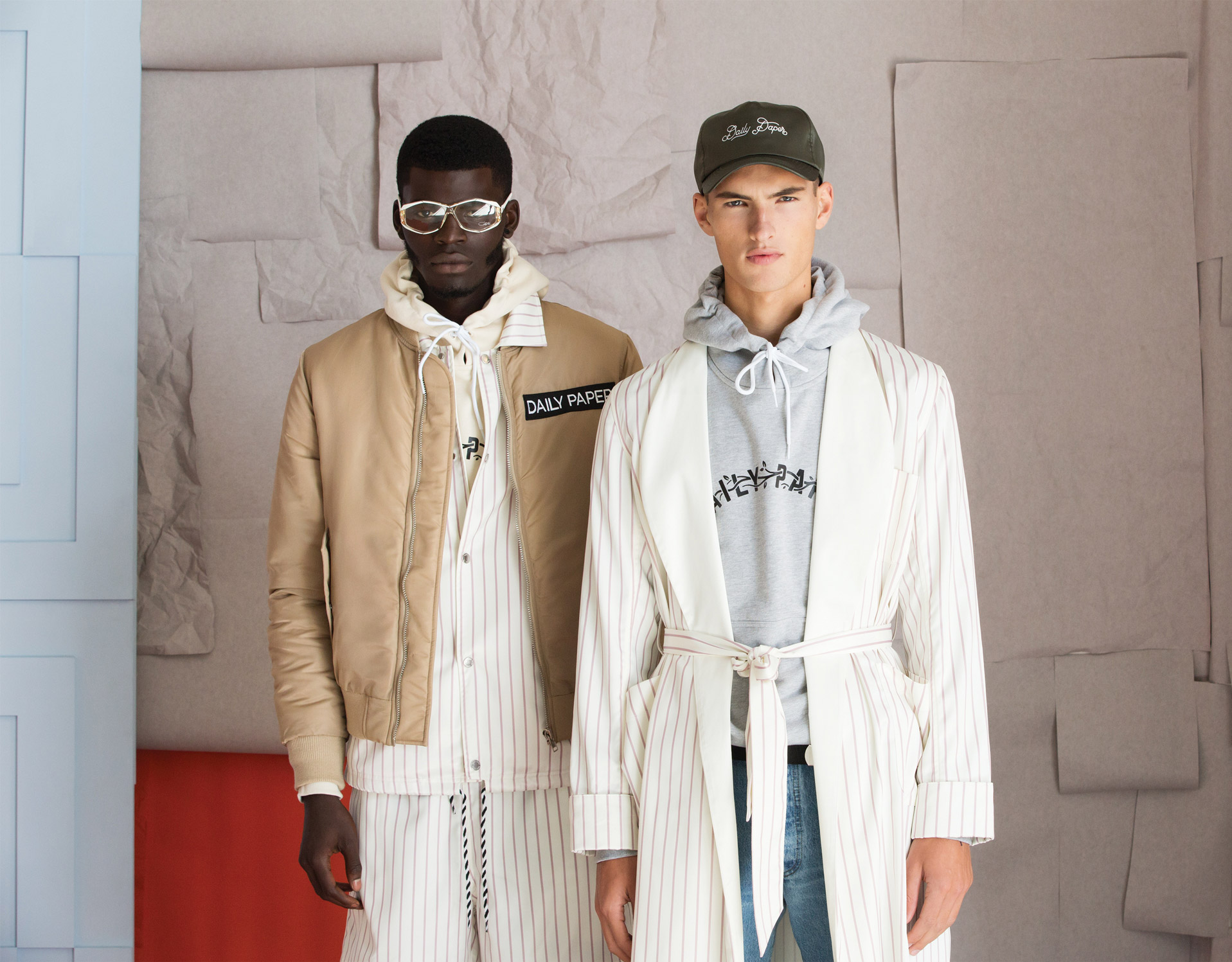 Daily Paper – Spring/Summer 2017 Collection [Second Drop]