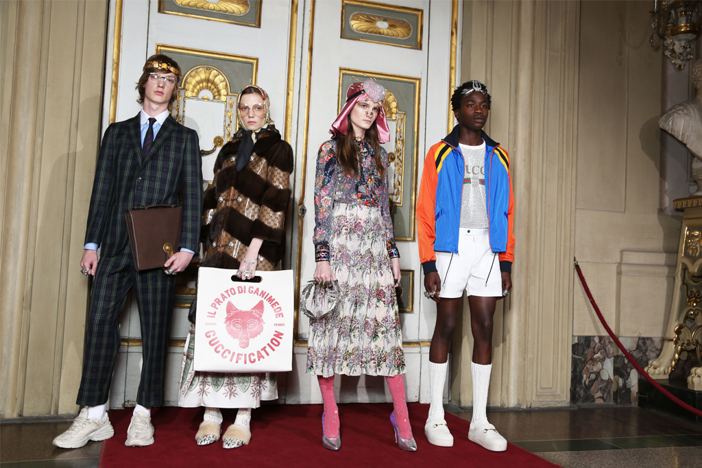 PAUSE Picks: Our Favourite Looks From Gucci Cruise 2018 Men's Collection