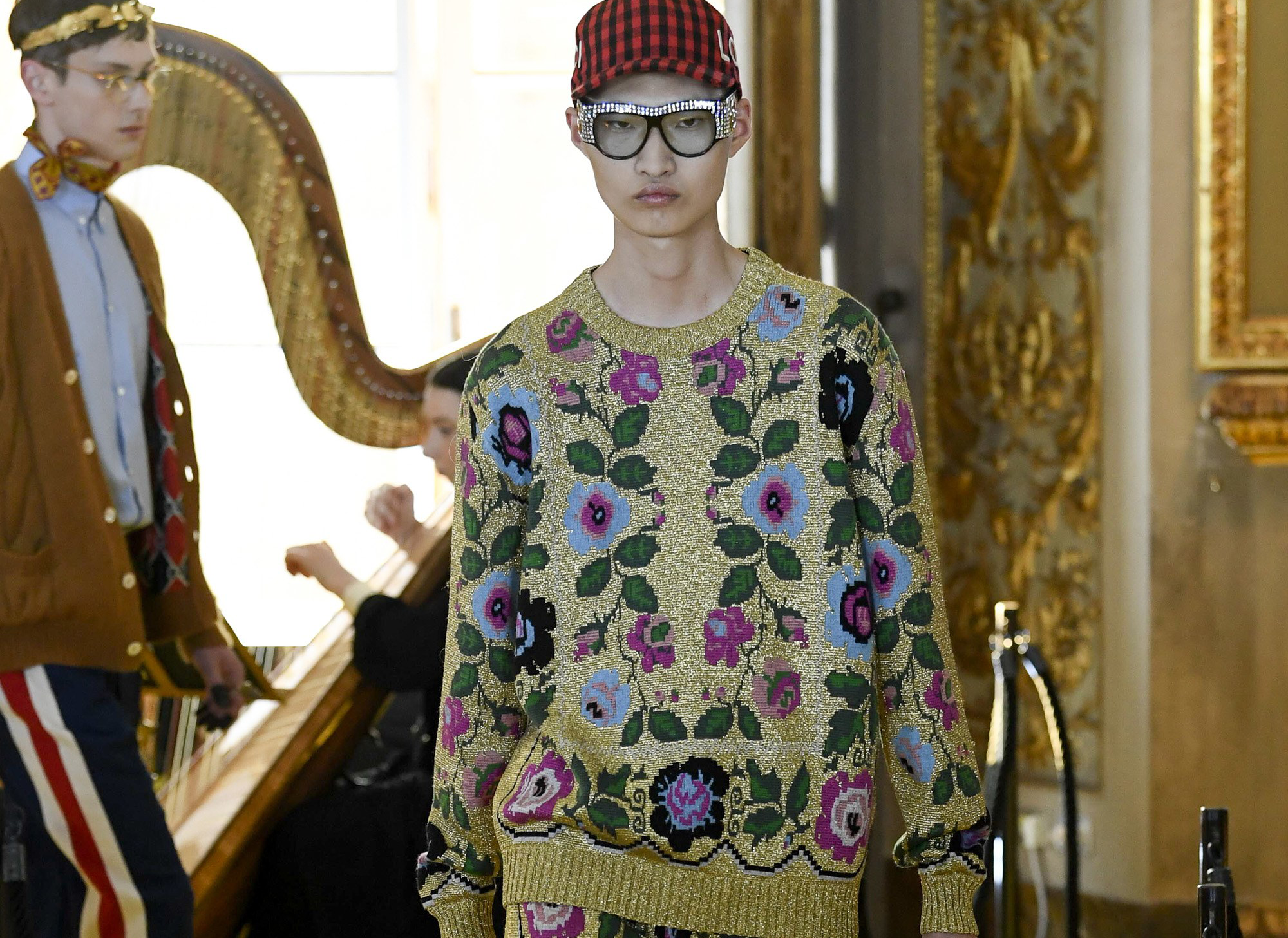 Gucci Goes Back To Its Roots For Its Cruise 2018 Collection