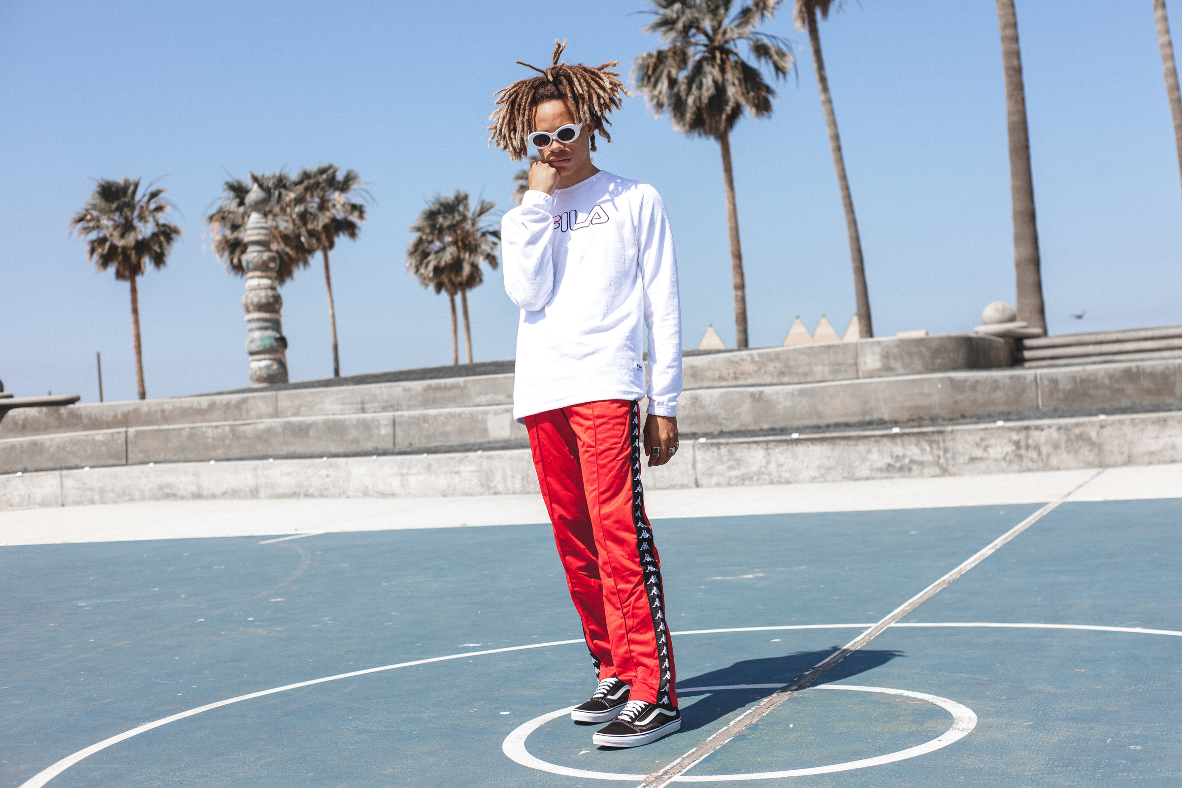 PAUSE Editorial: Venice Beach