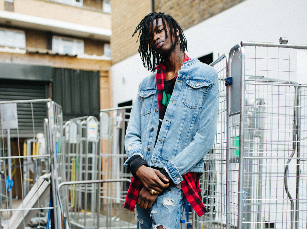 PAUSE Meets: Lancey Foux On Michael Jackson, Luka Sabbat And His Favourite Boots