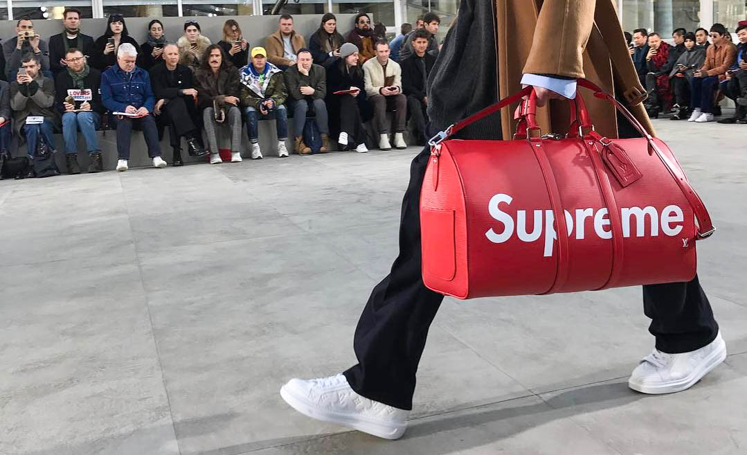 Supreme x Louis Vuitton Pop-Up Shop Dates and Locations Leaked…