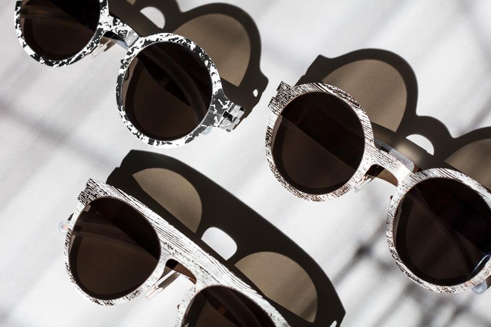 MYKITA x Maison Margiela SS17 Eyewear Collection