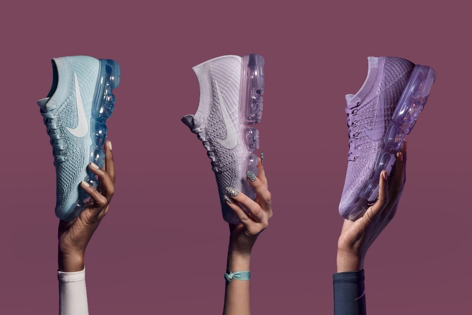 """Nike To Release Six New Air VaporMax Colourways in """"Day To Night"""" Collection"""