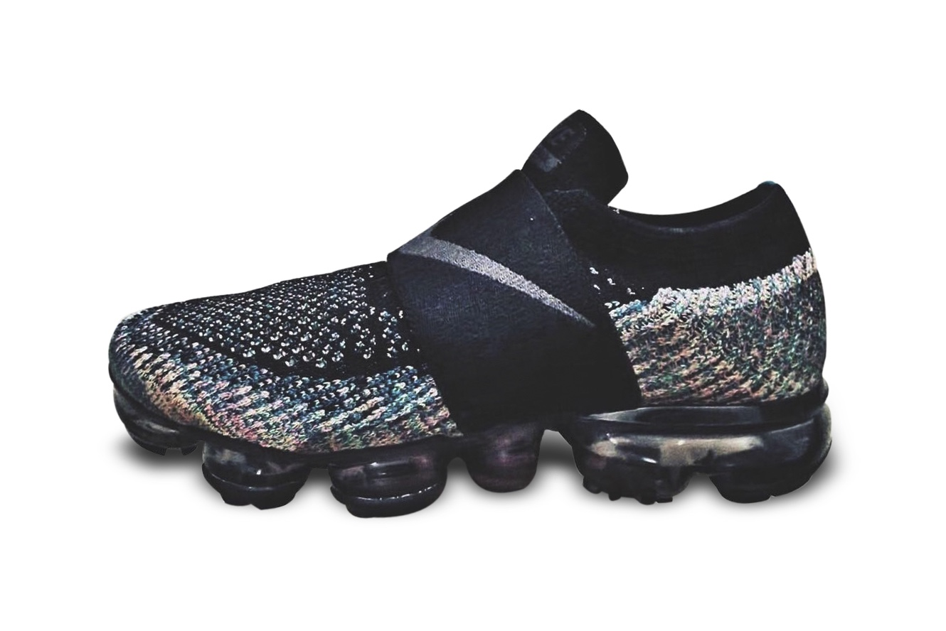 Another Potential Leaked Nike Air VaporMax – With A Strap