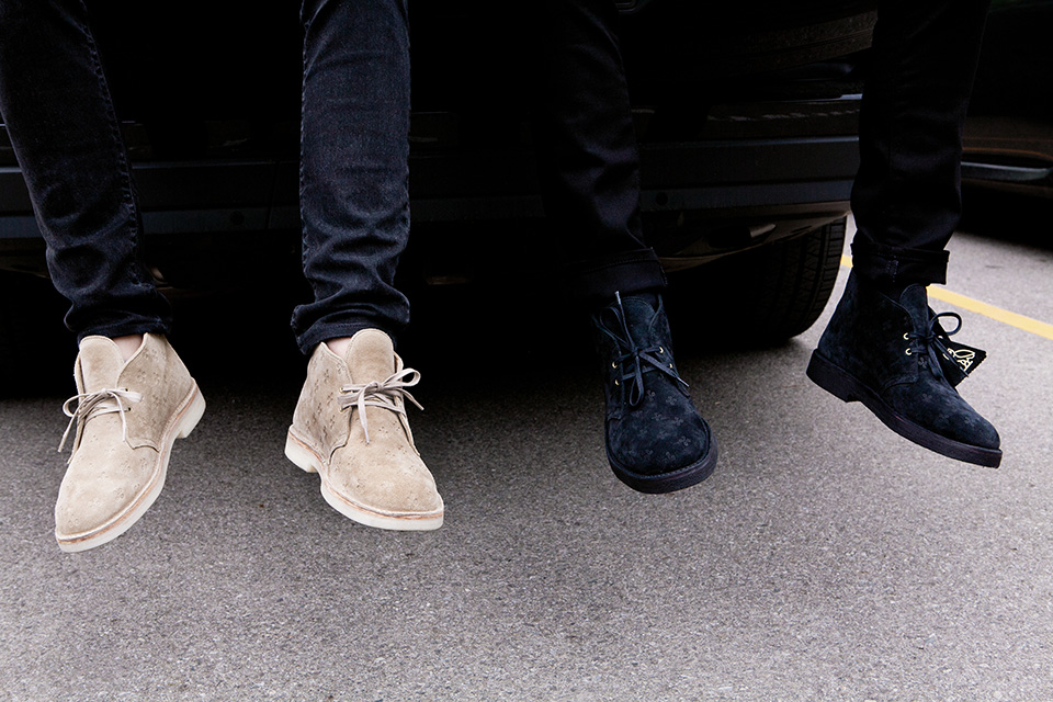 Drake's OVO x Clarks collab just dropped