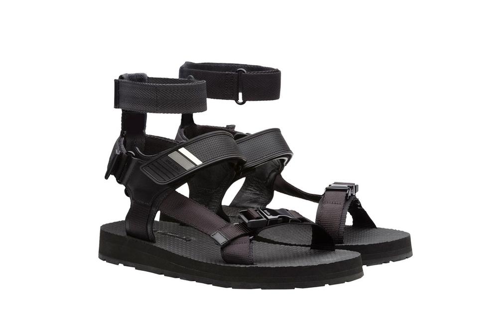 Prada Releases New Utility Inspired Sandal for Summer