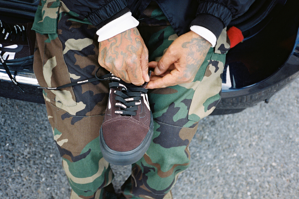 """Vans x Patta Announce """"Mean Eyed Cat"""" Old Skool Collection"""