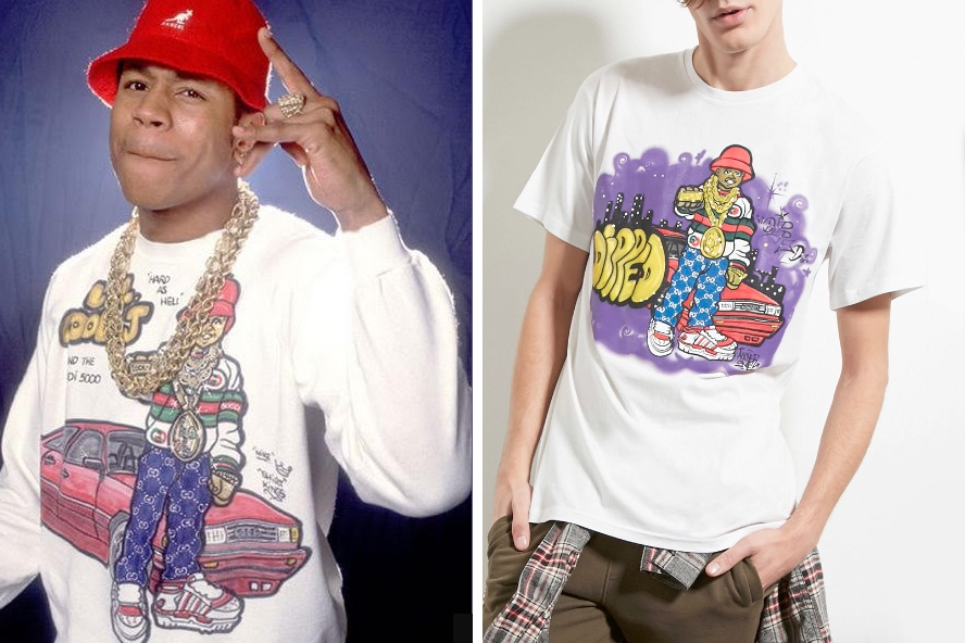 Forever 21 Rips off designs from Supreme Collaborator