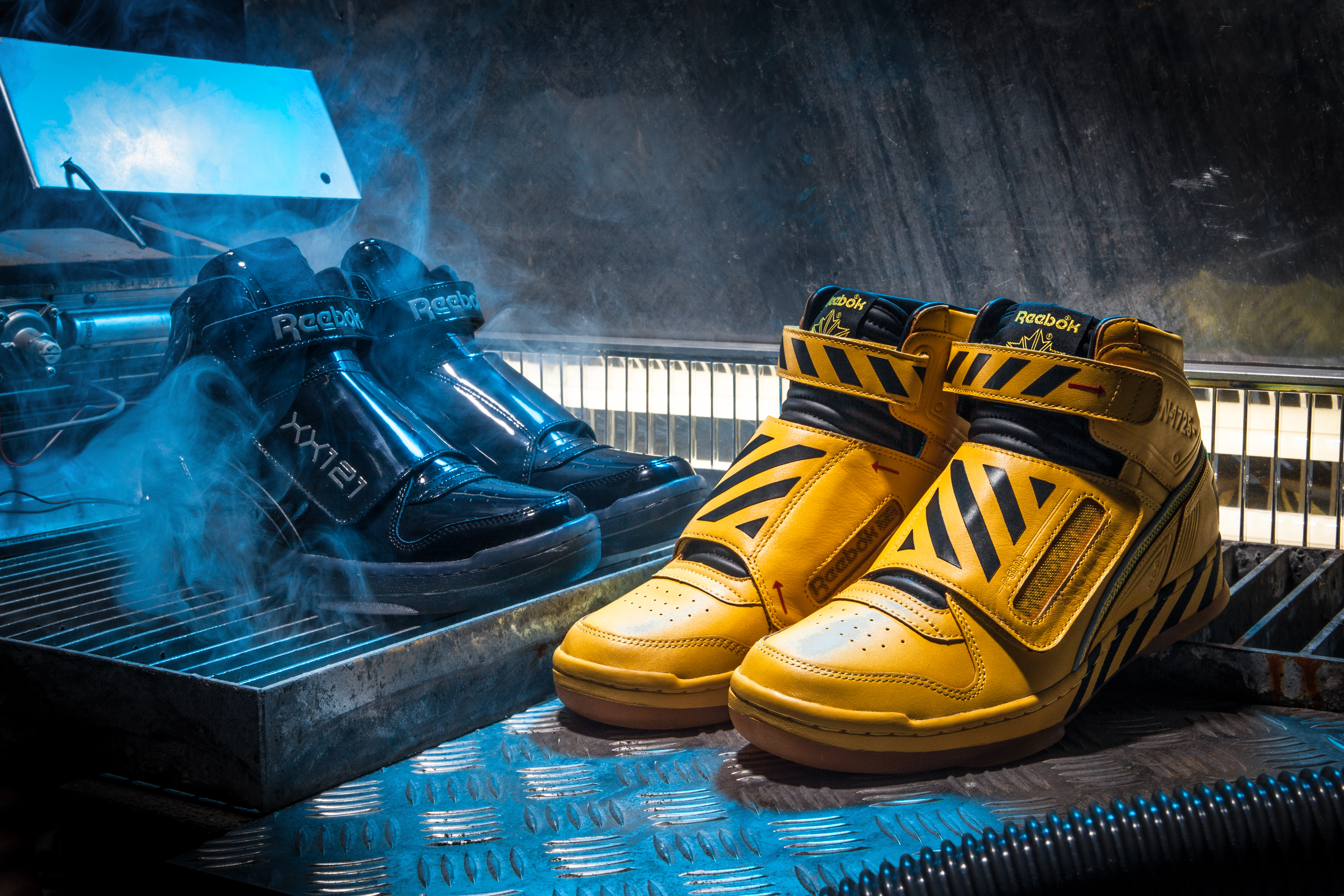 Reebok Announced Alien Stomper 'Final Battle' Double-Pack