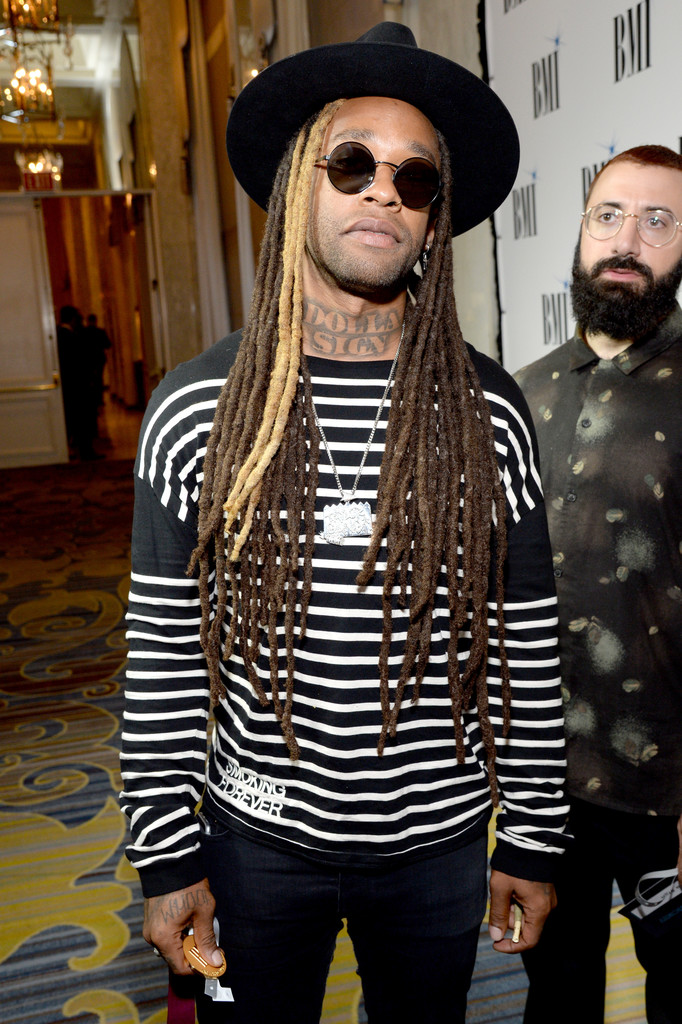SPOTTED: Ty Dolla Sign In Saint Laurent Sweater
