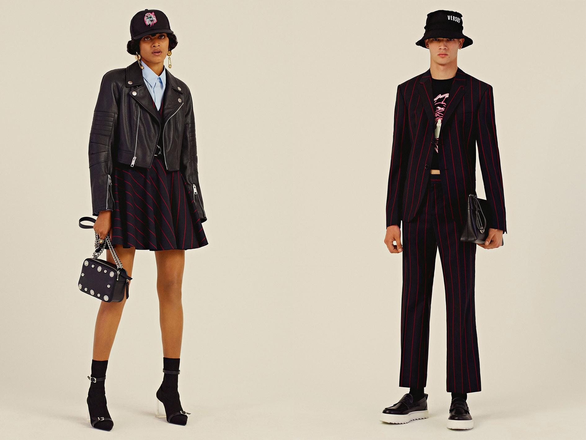 Versus Versace Unveils Resort 2018 Collection