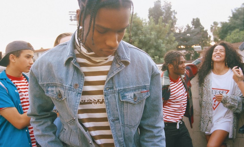 A$AP Rocky x GUE$$ Club Collection Video