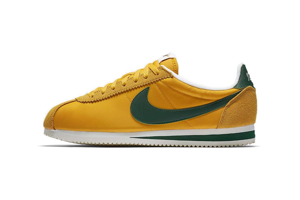 """Sneaker Watch: Nike's new Cortez """"Oregon"""""""
