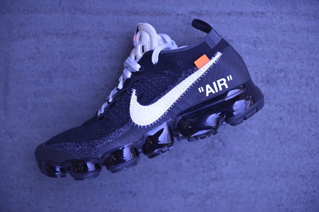 Images Of The New OFF-WHITE x Nike Air VaporMax Just Released