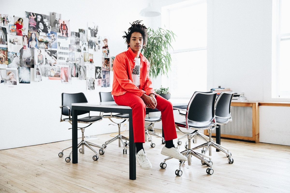 Grailed Sits Down With Luka Sabbat