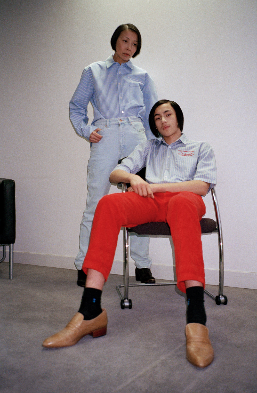 Martine Rose releases SS17 Menswear Collection