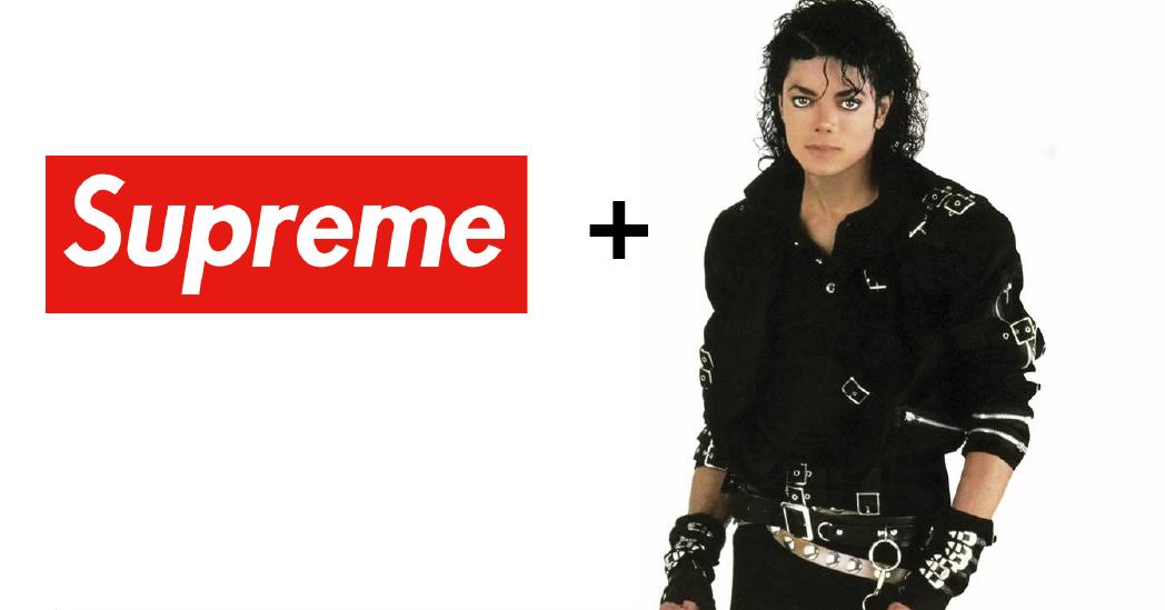 Michael Jackson x Supreme 2017 Capsule Collection drops tomorrow