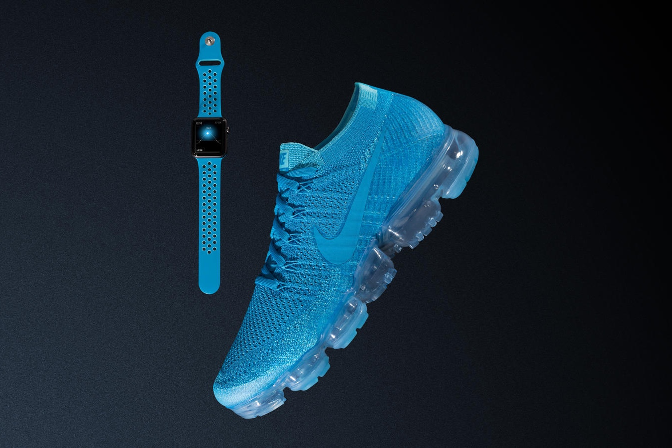"""Nike x Apple Watch Bands Match the Air VaporMax """"Day to Night"""" Pack"""