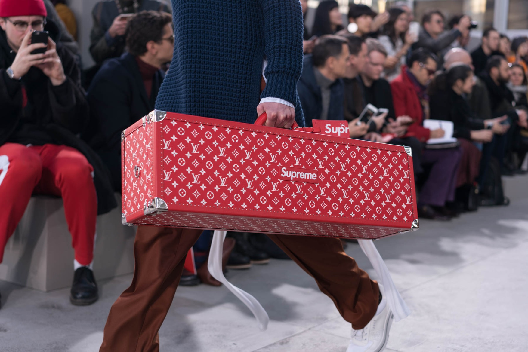 New York Denies Supreme x Louis Vuitton Pop-Up