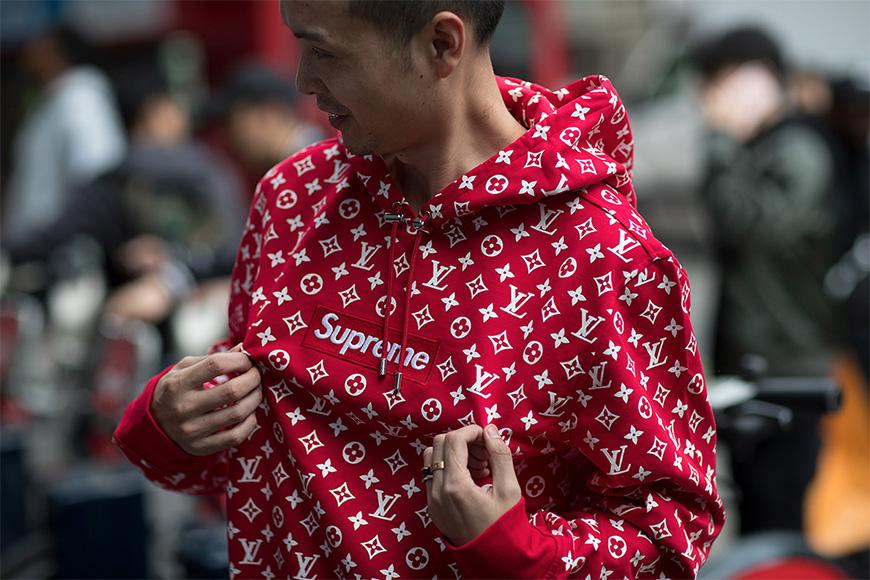 Louis Vuitton Cancels Further Supreme Pop-Up Stores