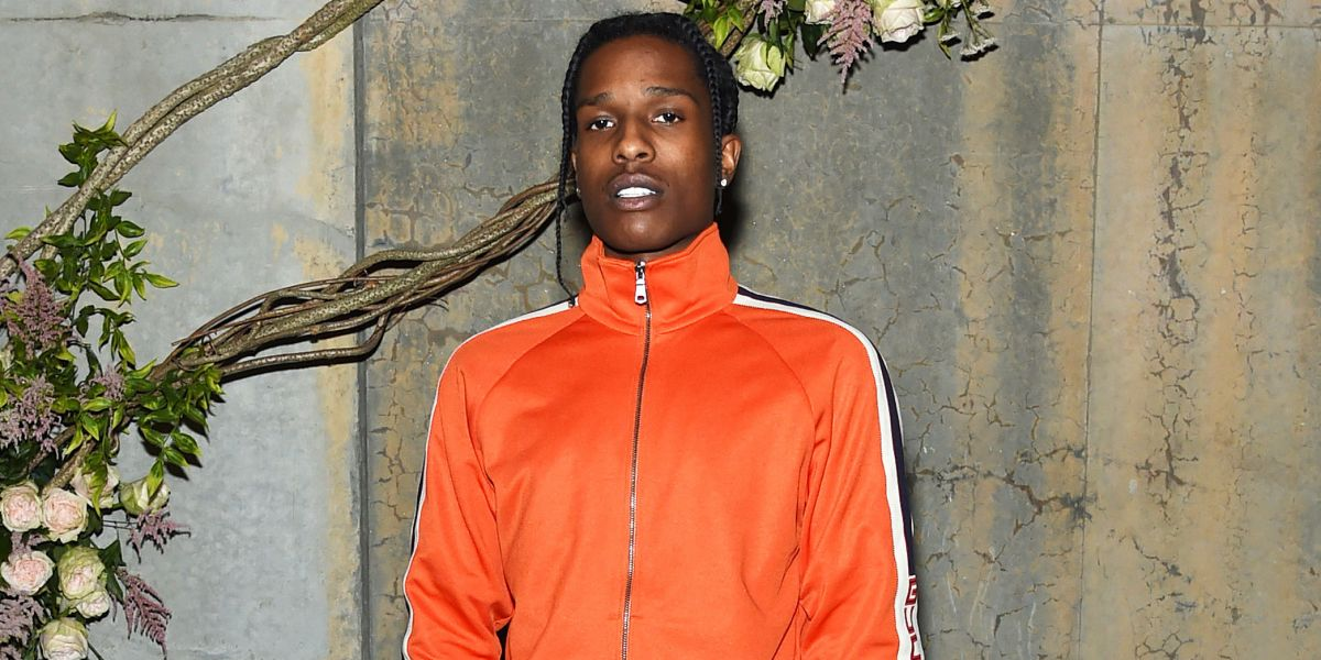 A$AP Rocky to sign a deal with Under Armour