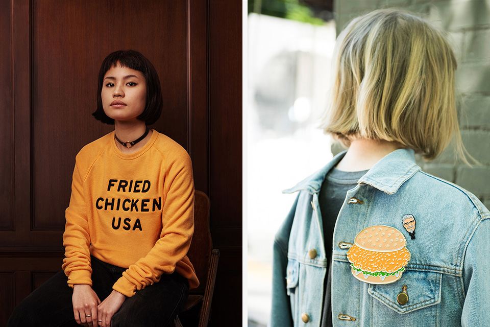 KFC launches new apparel collection