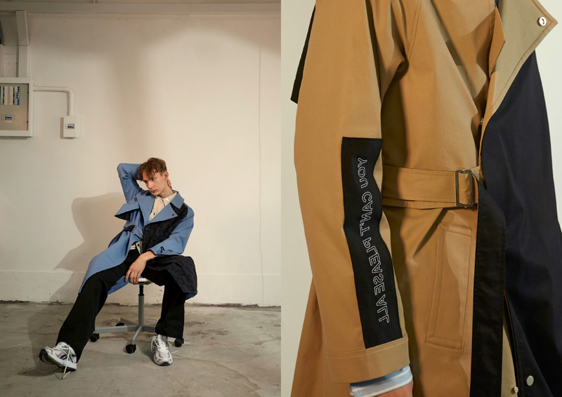 The World Is Your Oyster Spring/Summer 2018 Collection