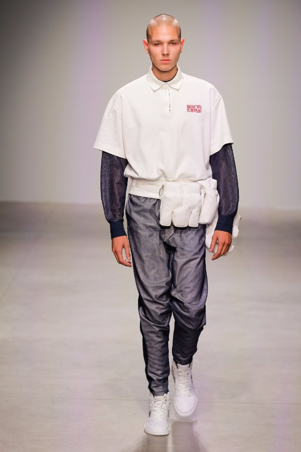 NYFWM: Feng Chen Wang Spring/Summer 2018 Collection