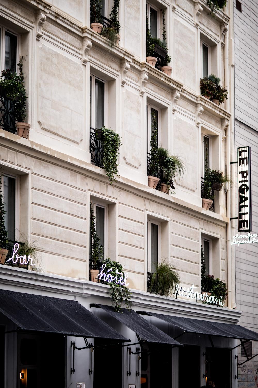 PAUSE Visits: Le Pigalle Paris Hotel
