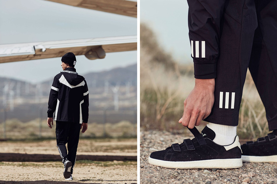 Adidas launch Autumn/Winter 2017 collaboration with White Mountaineering