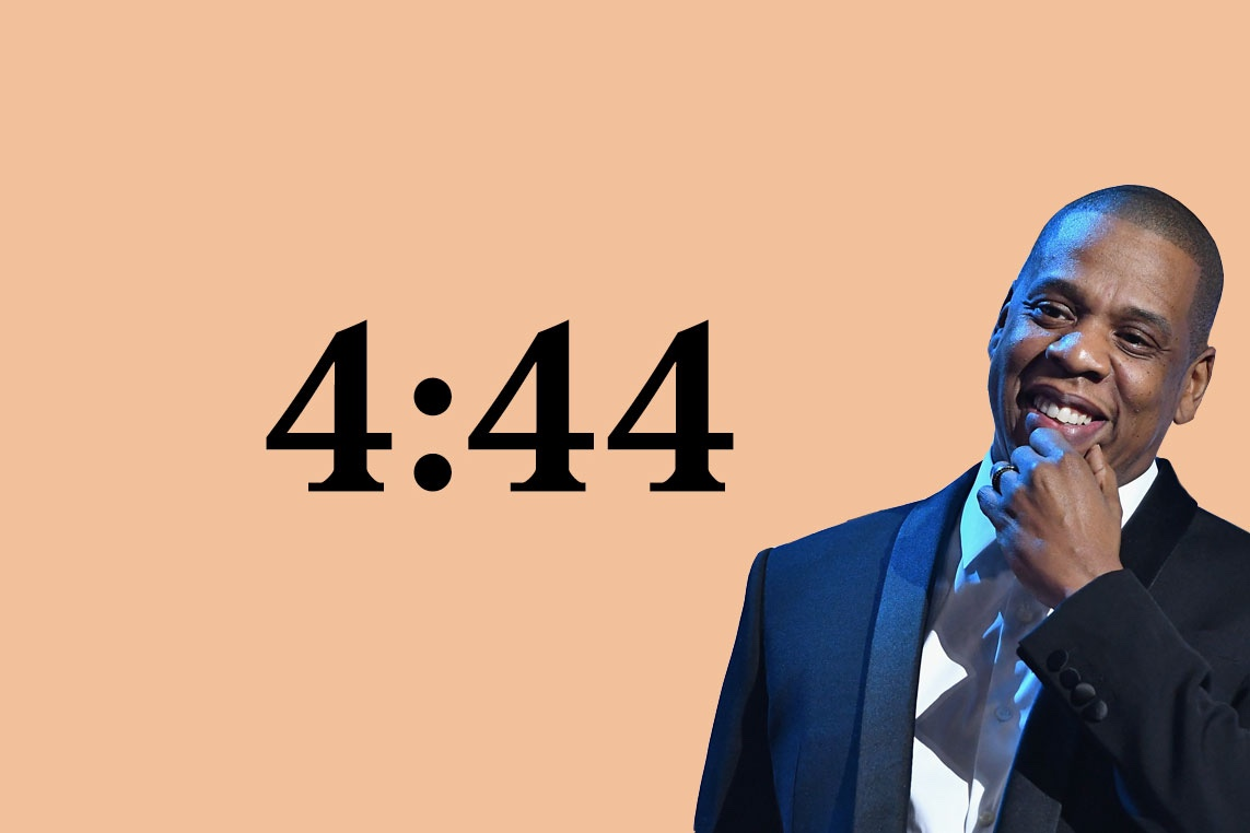 PUMA Confirmed Collaboration with Jay-Z for '4:44' Tour